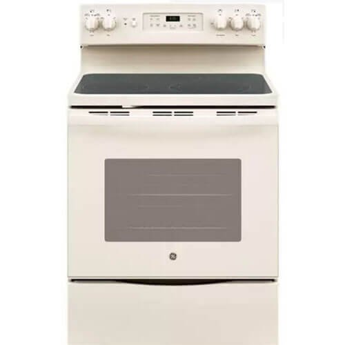 (GE JB655DKCC Electric Smoothtop Range Oven)