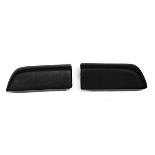 Rear Arm Rest Pads, 1968-69 Chevelle, Black, Pair Chevelle Armrest Pad