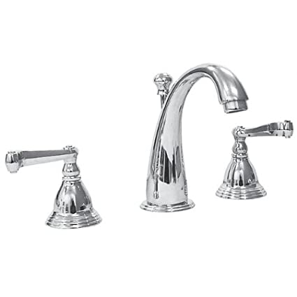 Sigma Faucets 1 201308 Sigma Widespread Lavatory Set Satin Gold ...