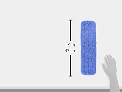 Turkey Creek Essentials Microfiber Mop Pads …