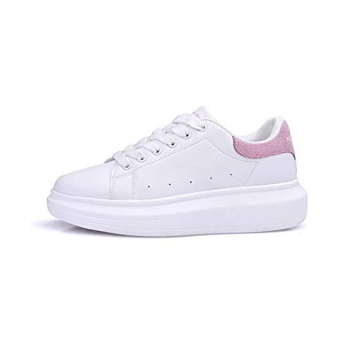 Ff Eu39 cn39 Bianche Size uk6 Donna Pink colore Da Scarpe r0TqSPr