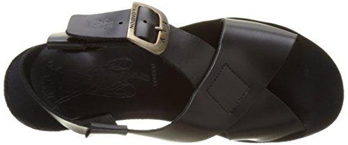 Venta de moda Damen Volar Londres Yild880fly Cuña Sandalen Schwarz (negro 000) Muy barato Precio bajo en línea onmGP6VplD