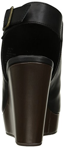 Unlisted Women's Over Time Espadrille Wedge Sandal