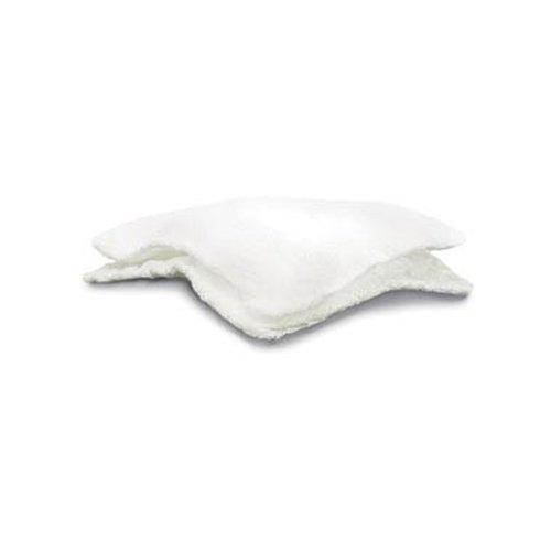 Derma Sciences 9345 Gazetex Cotton Fluff Sponge, Sterile, Diagonal, 6-ply, 7-3/4