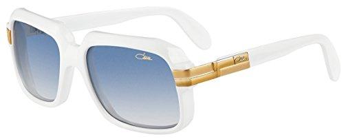 Cazal Sunglasses CZ 607/3 WHITE 180SG CZ607/3 ()