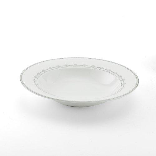 Mikasa Floral Strand 9-1/2-Inch Rim Soup Bowl