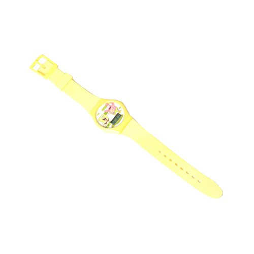 Disney Spongebob Squarepants Yellow Strap Digital Kids Watch 9517