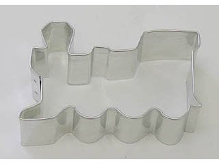 - RM Locomotive Train Engine Metal Cookie Cutter for Baking / Birthday Party Favors / Scrapbooking Stencil