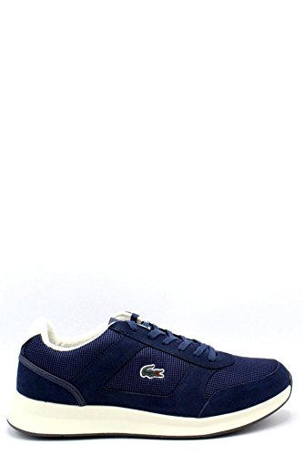 Lacoste Joggeur 118 1 SPM Nvy/Off White Textile/Suede Navy