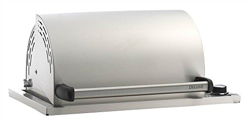Legacy Deluxe Classic Countertop Grill (Grill-Propane Gas)