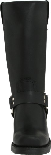 Women's Frye Boot Black Harness 12R fxd6zq