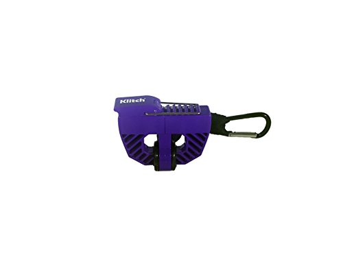Cleats Footwear - Klitch Footwear Clip Sports Accessory, Hang Extra Shoes Cleats Boots or Gear on Your Bag. Works on Soccer, Baseball, Basketball, Track, Running Shoes, Flip Flops and More.
