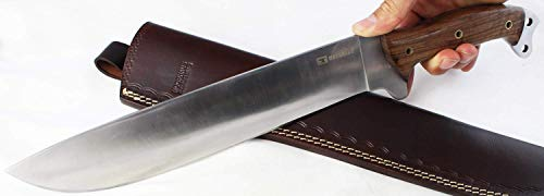 Moorhaus D2 Machete Knife Handmade 17.5