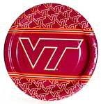 (NCAA Virginia Tech Hokies 8-Pack Paper)