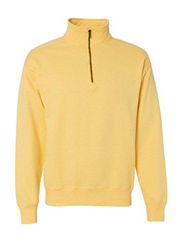 Crewneck Lightweight Sweatshirt (Hanes Mens Nano Premium Lightweight Quarter Zip Jacket)