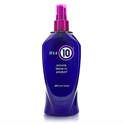 It's a 10 Haircare Miracle Leave-In product, 10 Fl Oz (Its A Curl Leave In Conditioner)