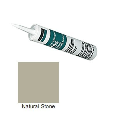 Natural Stone Dow Corning 795 Silicone Building Sealant - 12 Tubes (Case)