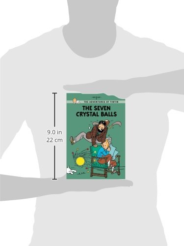 The Seven Crystal Balls (The Adventures of Tintin: Young Readers Edition)