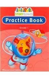 Storytown grammar practice book student edition grade 1 harcourt storytown practice book student edition grade 1 fandeluxe Image collections