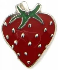 Strawberry Floating Charm for Floating Lockets