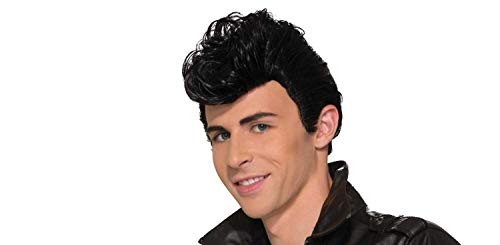 (Forum Novelties 50s Style Greaser Wig for Adults - One Size )
