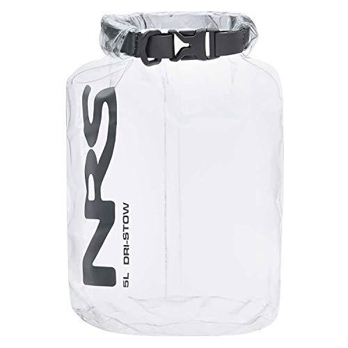 NRS Dri-Stow Dry Bag Clear