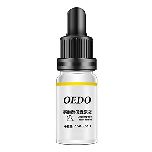 Oligopeptide Anti-Aging Arbutin Serum Essence Brightening Essence Liquid,Pausseo Shrink Pores Face Vitamin Serum Hyaluronic Acid Liquid Moisturizing Whitening Essential Oils (10 mL / .34 fl oz)