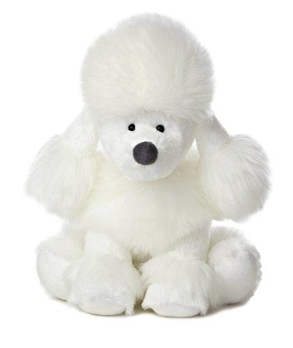 Aurora World Wuff & Friends Willow Poodle Plush, 10