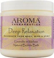 Aroma Therapeutics relaxation profonde naturel Bubble - Lavande & Melissa 14 oz