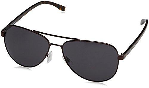 Hugo Boss 0761/S 25B Brown / Havana 0761/S Aviator Sunglasses Lens Category 3 - Hugo Boss Womens Sunglasses
