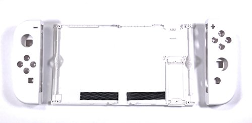 Replacement Housing for The Nintendo Switch (White) ()
