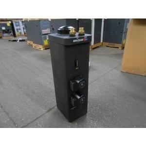 GEO SYSTEM USA GP29K-SU10F 2 PUMP NON-PRESSURIZED FLOW CENTER DUPLEX 2 PUMP UP26-99F-BLACK 1'' FNPT CONNECTIONS