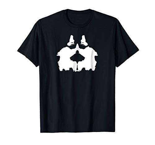Psychology Classic Clapping Bears Rorschach Ink Blot Shirt for $<!--$13.99-->