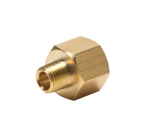 TEKTON 4734 1/2-Inch NPT Female by 1/4-Inch Male Reducer (1/4 Reducer)