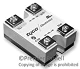 Solid State Relay, SPST-NO, 25 A, 280 Vrms, Panel, Screw, Zero Crossing