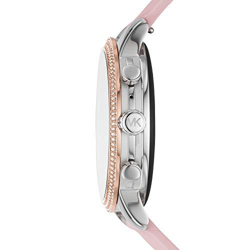 Michael Kors Access Womens Runway Touchscreen Smartwatch Stainless