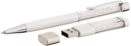 Swarovski Crystalline Usb Key and Ballpoint Pen Set (1148300)