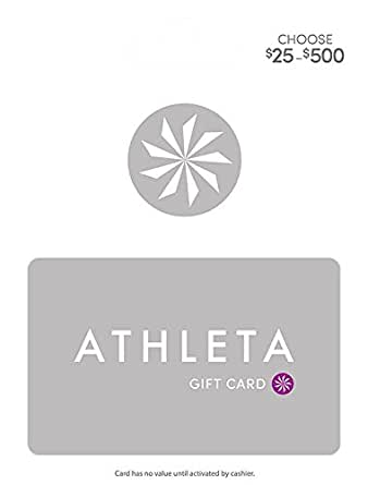 Athleta $50 Gift Card