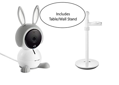 Arlo Baby All-in-One Baby Monitor Plus Table/Wall Stand
