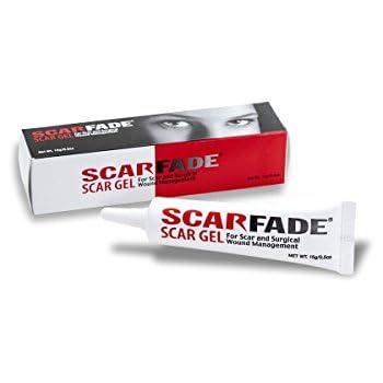Amazon Com Scaraway Silicone Gel Scar Treatment Scar