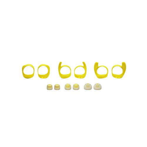 Jabra Elite Sport Accessory Pack Yellow (Headset and Case not Included)