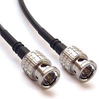Canare l-4.5chd HD-SDI 18 AWG 75 Ohm Cable Coaxial de vídeo