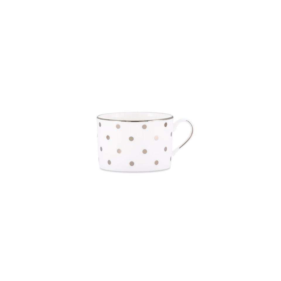 Kate Spade Larabee Road Platinum Tea Cup