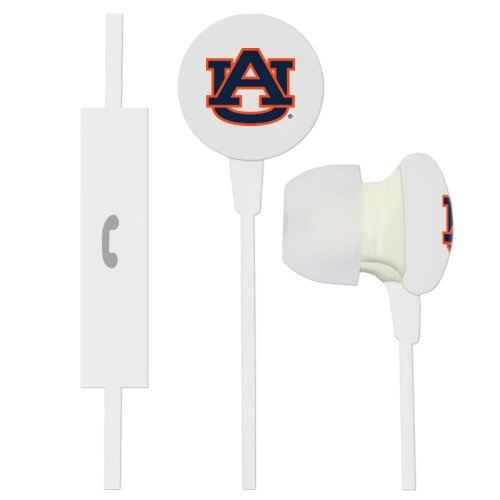 Auburn University Ignition Earbuds Microphone product image