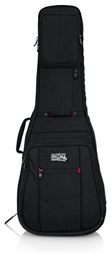 Gator Pro-Go Ultimate Gig Bag Fits Style Acoustic Guitars G-PG CLASSIC