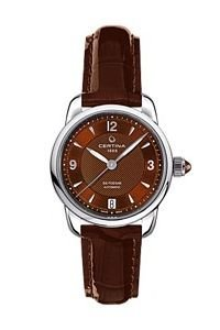 Certina - Wristwatch, Analog Automatic, Leather, Woman 3