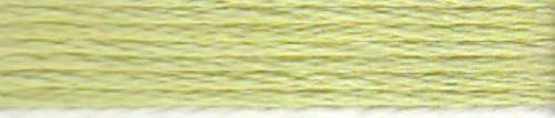 Anchor Sticktwist 6f/ädig 8 m 100 /% BW limonengr/ün 253