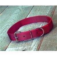 Nylon Calf Collar, 1 3/4″ x 36″ Red, My Pet Supplies