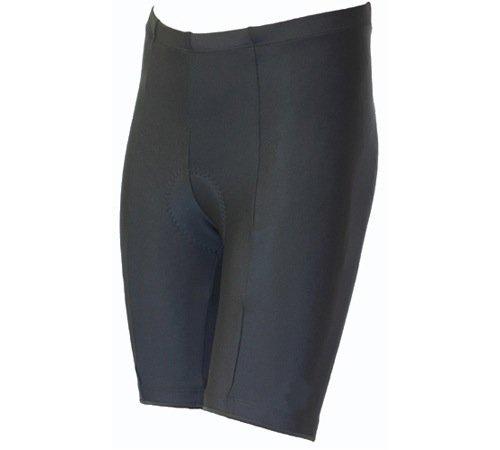 BDI Cycling Apparel Bdi 6 Panel Short outdoor Recreation Product, Black, Medium (Bike Bdi Shorts)