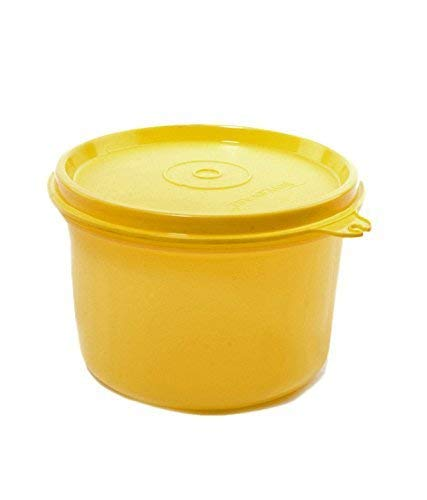 Tupperware Executive Plastic Large Bowl, 450ml, Color May Vary